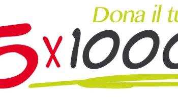 Dichiarazione dei redditi: ricordati di donare il tuo 5 x 1000