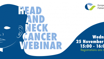 25 NOVEMBRE 2020: HEAD AND NECK CANCER WEBINAR