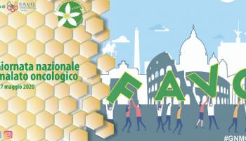 XV Giornata nazionale del malato oncologico - Domenica 17 Maggio 2020